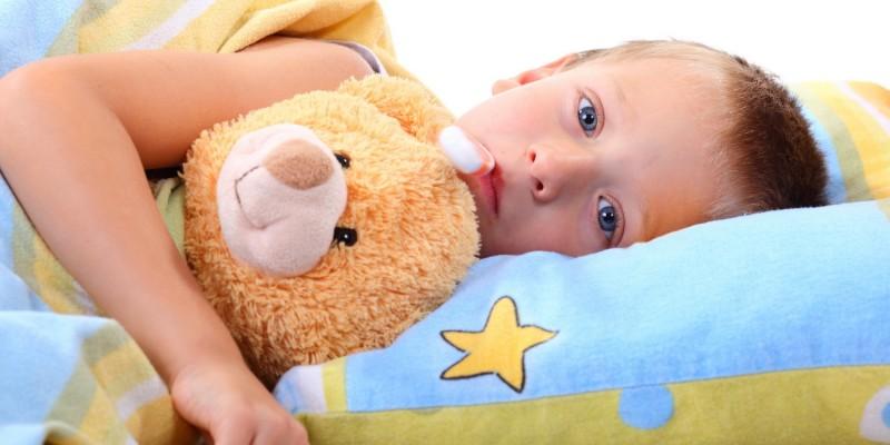 Mumps betrifft meist Kinder