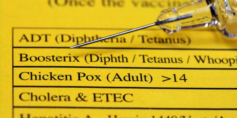 Impfung gegen Tetanus