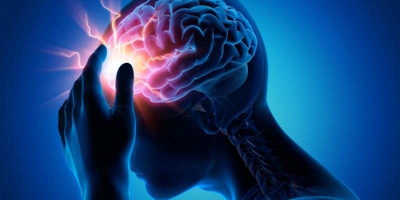 Ein schwerer Schlaganfall macht sich durch verschiedene Symptome bemerkbar