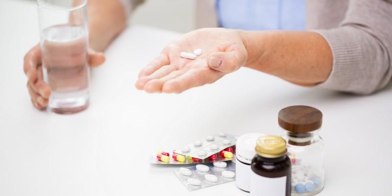 Zur Behandlung kommen verschiedene Medikamente in Betracht