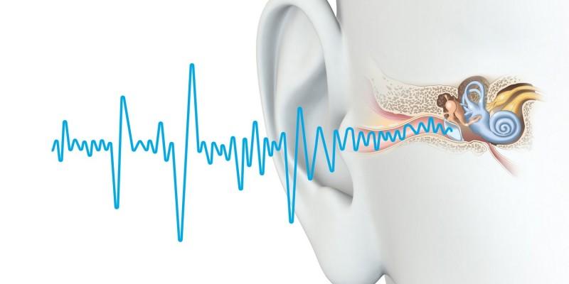 Das Gehör verschlechtert sich schlagartig