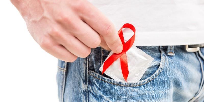 Kondome schützen vor einer HIV-Infektion