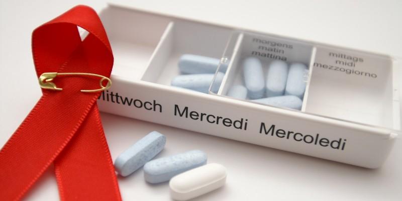 Medikamente gegen Aids