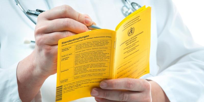 Schutz bietet eine Impfung gegen Windpocken