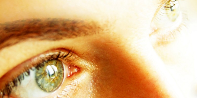 Bei einem Glaukom lässt die Sehkraft stark nach