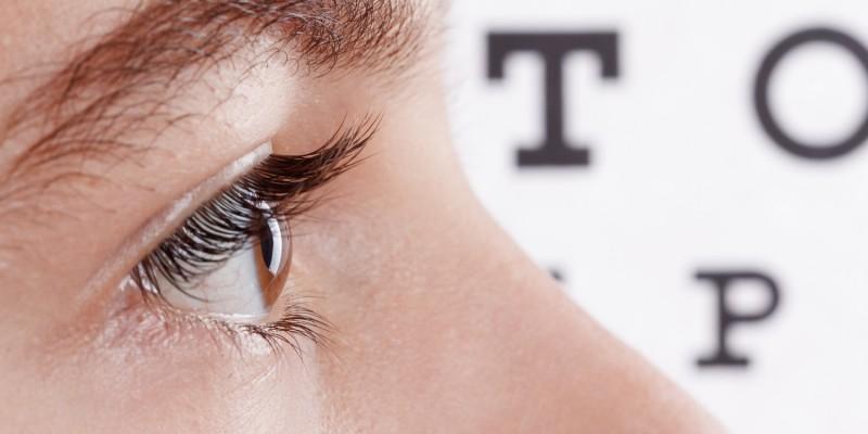 Ein Glaukom muss behandelt werden, um eine Erblindung zu vermeiden