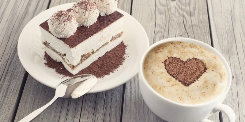 Gallenschmerzen nach dem Genuss von Kaffee und Kuchen