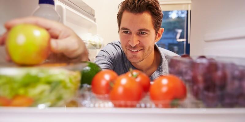 Gesund leben und Übergewicht vermeiden