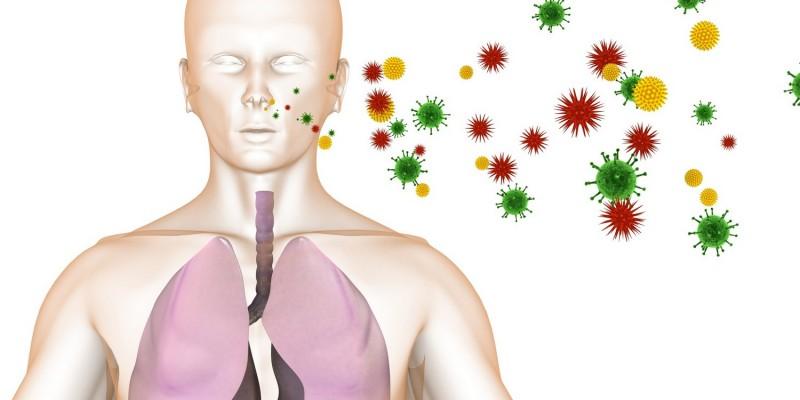 Die Übertragung erfolgt meist durch Tröpfcheninfektion