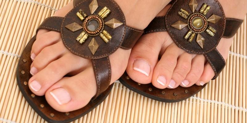 Fußpilz ist die häufigste Hautpilzerkrankung