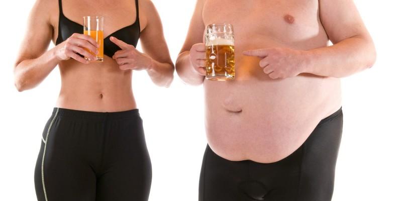 Besser Saft als Bier