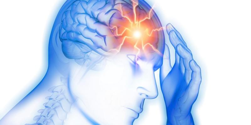 Epilepsie geht vom Gehirn aus