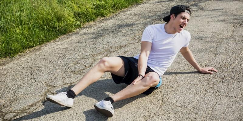 starker muskelkater oberschenkel