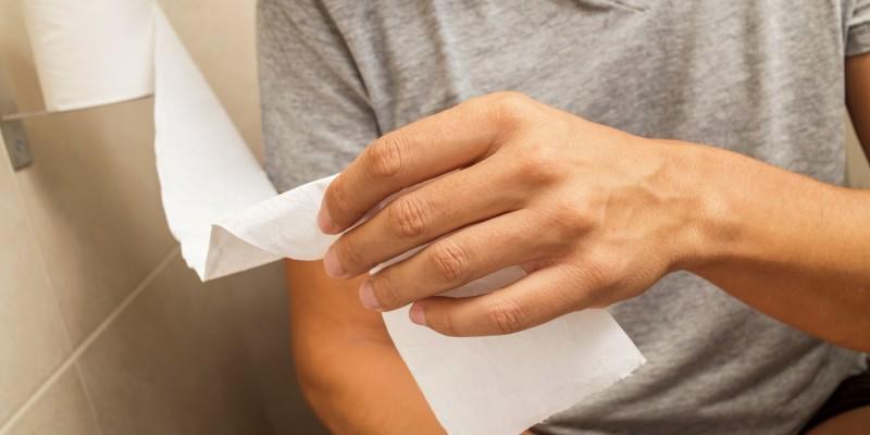 Häufiger Durchfall ist ein erstes Symptom