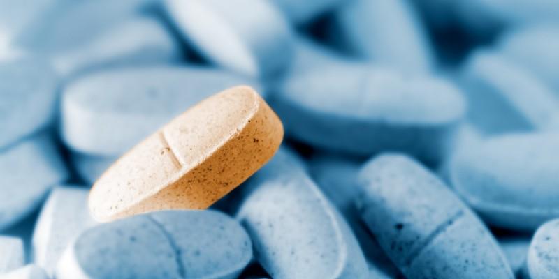 Zur Behandlung werden Antibiotika verabreicht