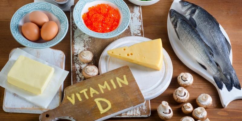 Schuld ist ein Vitamin-D-Mangel