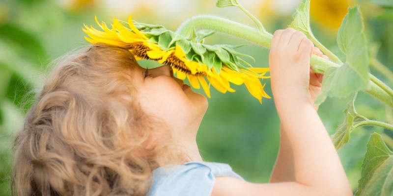 Die Sonnenallergie macht sich oft bereits im Kindesalter bemerkbar