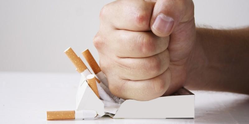 Giftstoffe wie Nikotin sollten gemieden werden