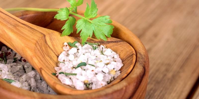 Salz ist neben Seefisch ein wichtiger Jodlieferant