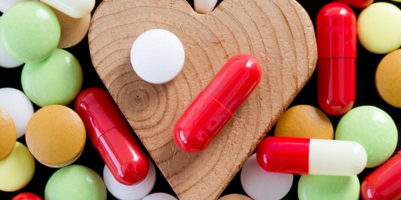 Medikamente gegen Hypertonie