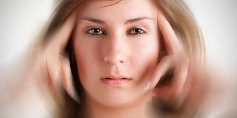 Kopfschmerzen und Schwindel