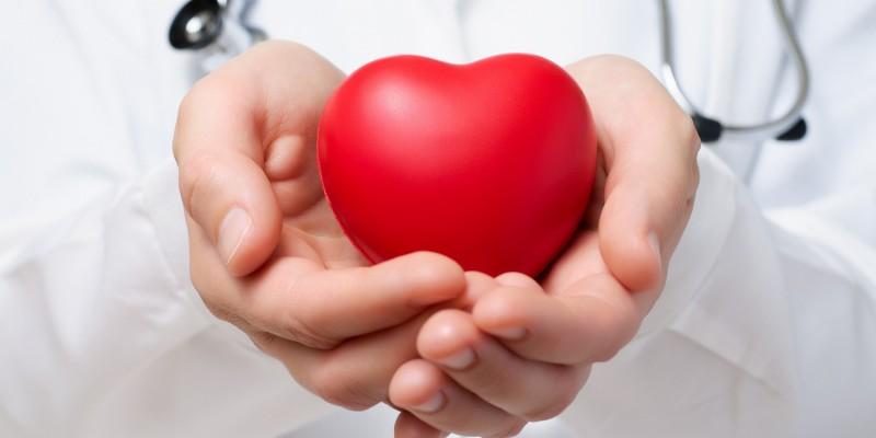 Arzt mit Herz