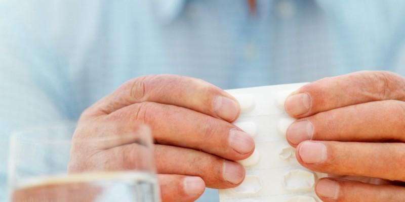 Zur Behandlung werden Medikamente verschrieben