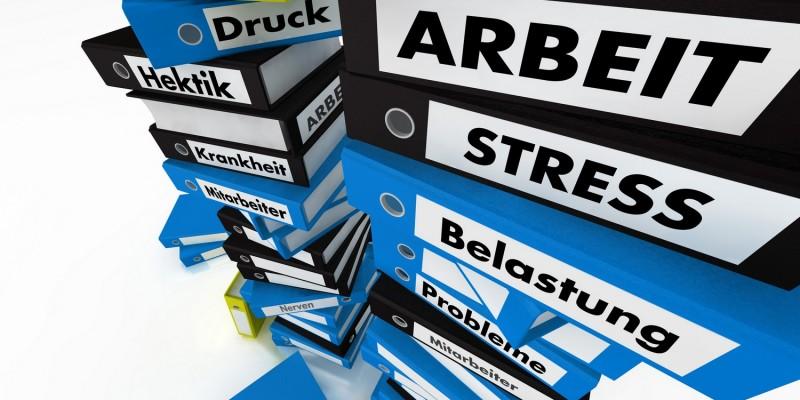 Stress kennt viele Auslöser