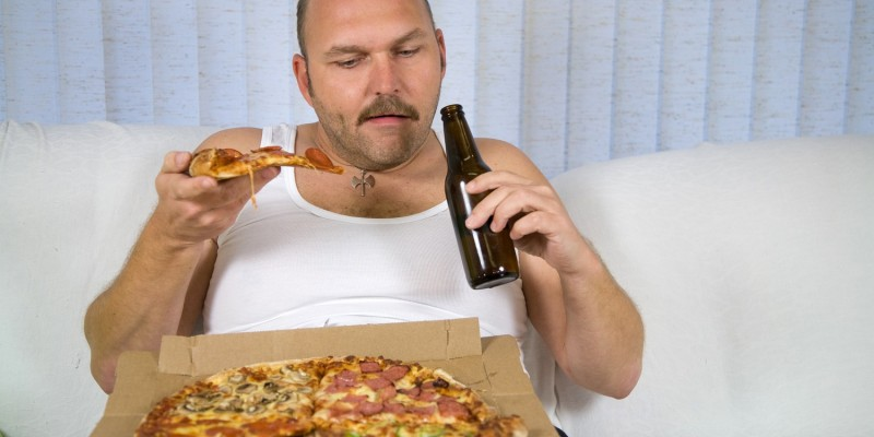 Übergewicht ist meist das Resultat einer falschen Ernährungs- und Lebensweise