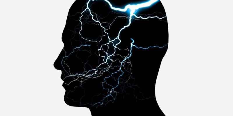 Auch Gewitter kann sich auf das Befinden auswirken