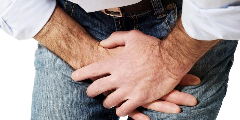 Die Dauererektion ist häufig mit Schmerzen verbunden