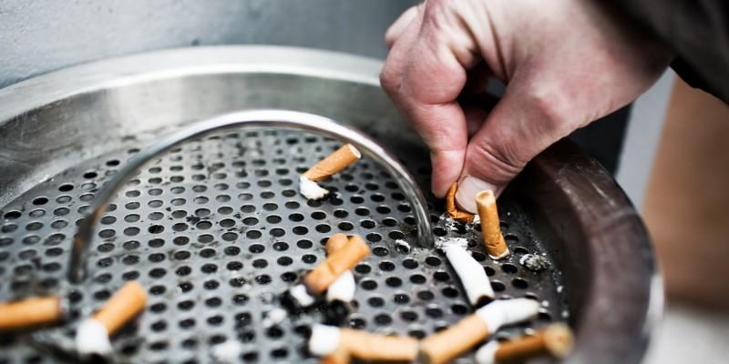 Rauchen wirkt sich besonders negativ auf die Durchblutung aus