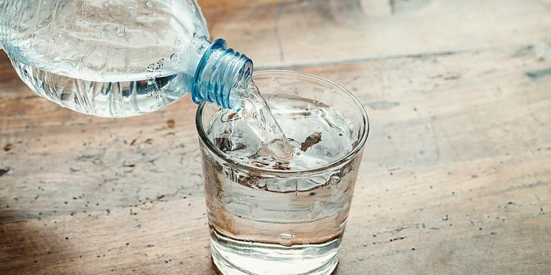 Wasser ist der beste Durstlöscher