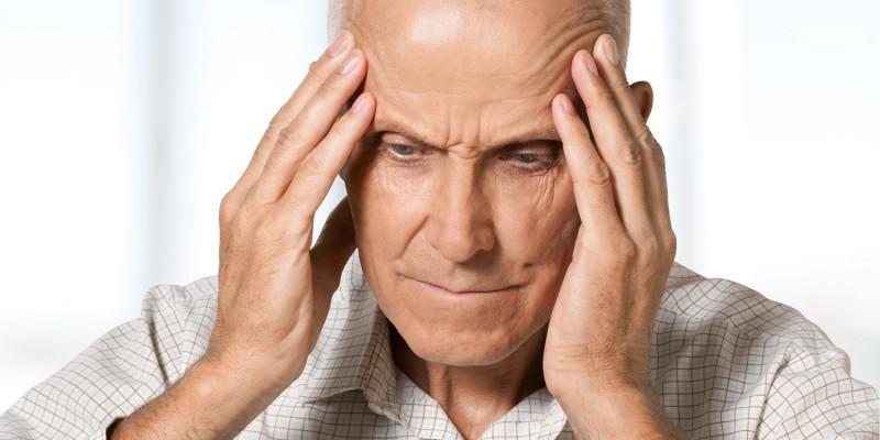 Senioren sind häufig vergesslich