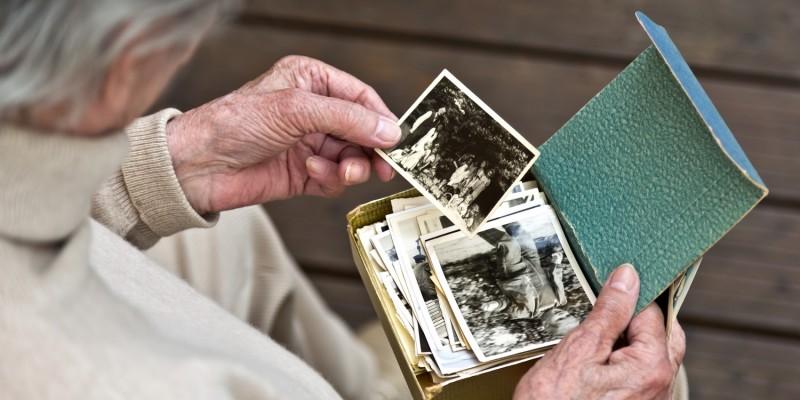 Gedächtnisstörungen können auch auf eine Demenz hindeuten