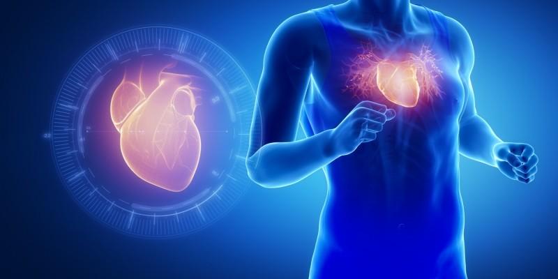 Ein erhöhter Herzschlag ist beim Sport ganz normal