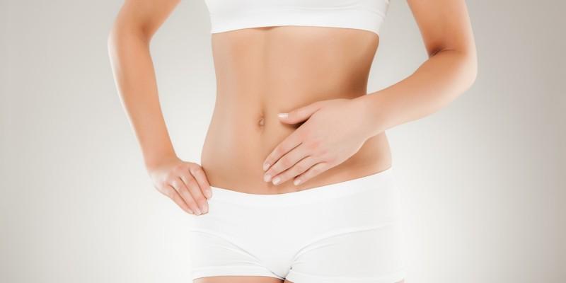 Besonders im Bauchbereich ist Muskelkater sehr unangenehm