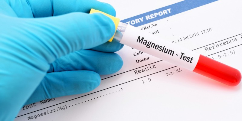 Meist führt ein Magnesiummangel zu den Krämpfen